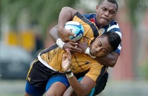 Pasukan COBRA berjaya menepah tiket ke pusingan akhir setelah mengalahkan pasukan UiTM Lions dengan keputusan 34 berbalas 29