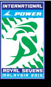 17th International Power Royal Sevens 2015 - logo