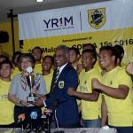Kejohanan Ragbi 1Malaysia COBRA 15s U19 diteruskan.