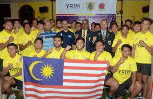 Sukandaily - Kejohanan Ragbi Asia U19 2016 - Barisan Pemain