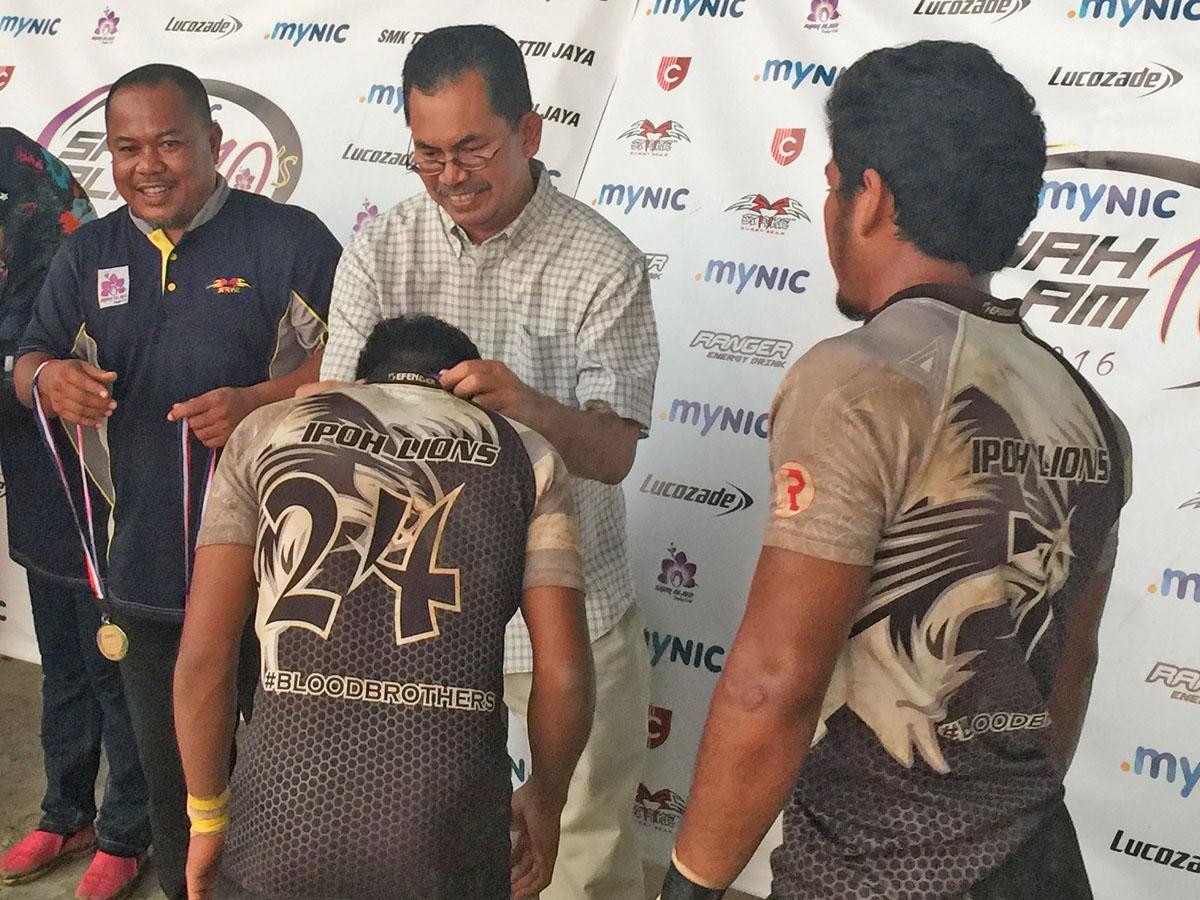 Sukandaily - Kejohanan Shah Alam 10s