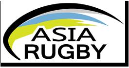 Asia Rugby logo - W265 WhiteBG