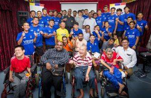Program Pembangunan Ragbi Remaja 1Malaysia COBRA