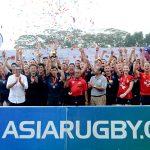 Ragbi Asia U19: Hong Kong tepati ramalan.