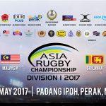 Perak Tuan Rumah Kejohanan Ragbi Asia