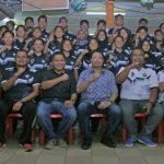Skuad Terengganu SUKMA 2018 Dirai Bersama Jabatan Angkat