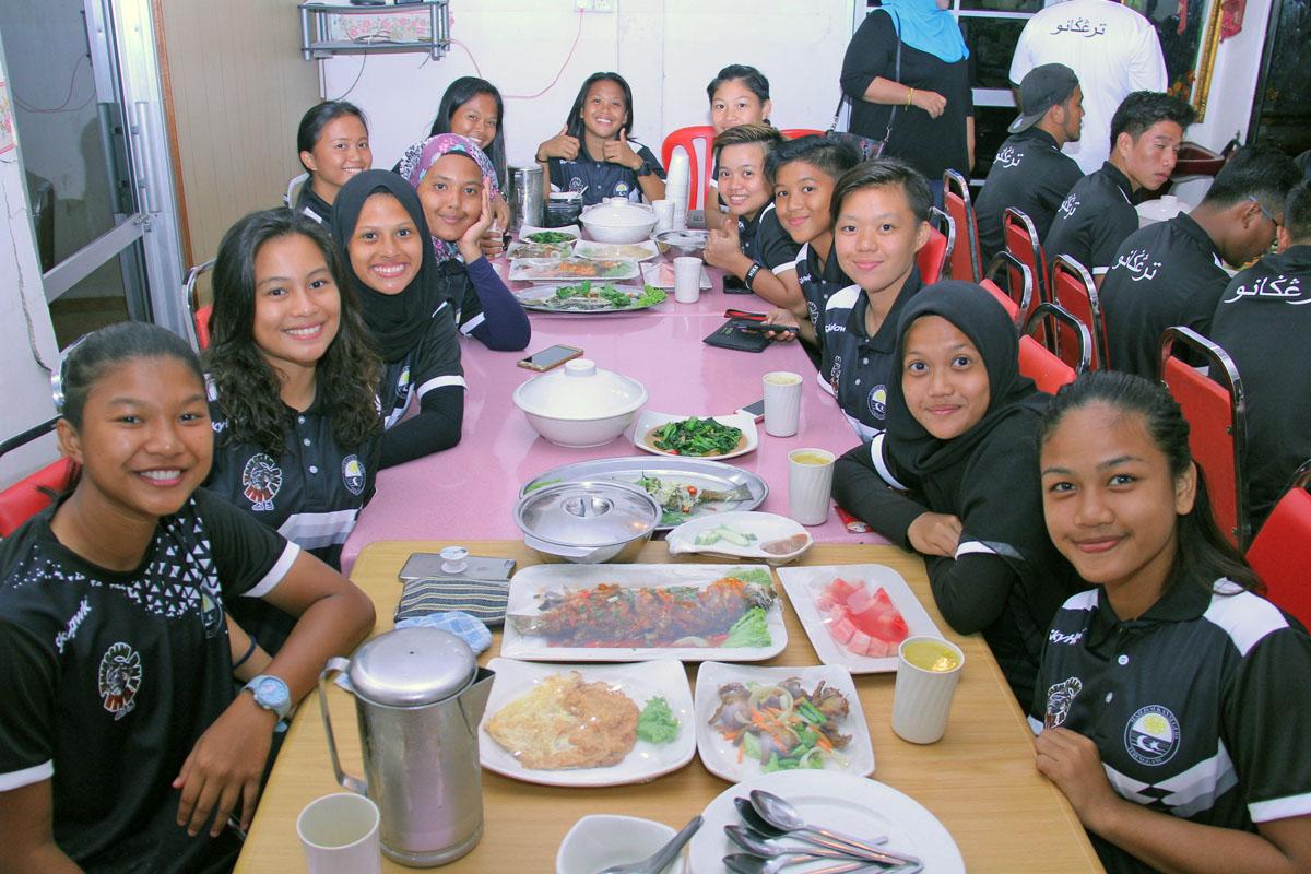 Sukandaily - Pasukan Ragbi 7 Sepasukan Terengganu - Skuad SUKMA Perak 2018