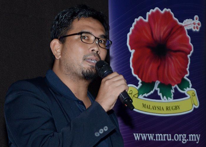 Mohd Mazuri Sallehudin atau lebih mesra dengan panggilan 'Kobau' turut pernah menyandang jawatan sebagai pengurus besar Kesatuan Ragbi Malaysia sejak 2013 sehingga Mac 2018. Kini beliau bersama pasukan KL Saracens untuk meneruskan jawatan pengurus besar. Kredit Foto - Sukandaily