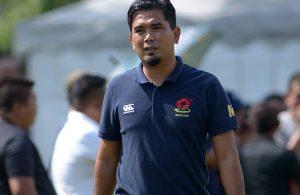 Mohd Mazuri Sallehudin kini menggalas tugas sebagai ketua jurulatih negeri Terengganu dalam membawa misi ke pentas Kejohanan Piala Agong 2018 Ke-36. Kredit Foto - Sukandaily
