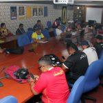SUKMA2018 Ragbi: Mesyuarat Pengurus Pasukan Lancar