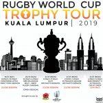 Malaysia Destinasi Ke-12 Jelajah Trofi Piala Webb Ellis