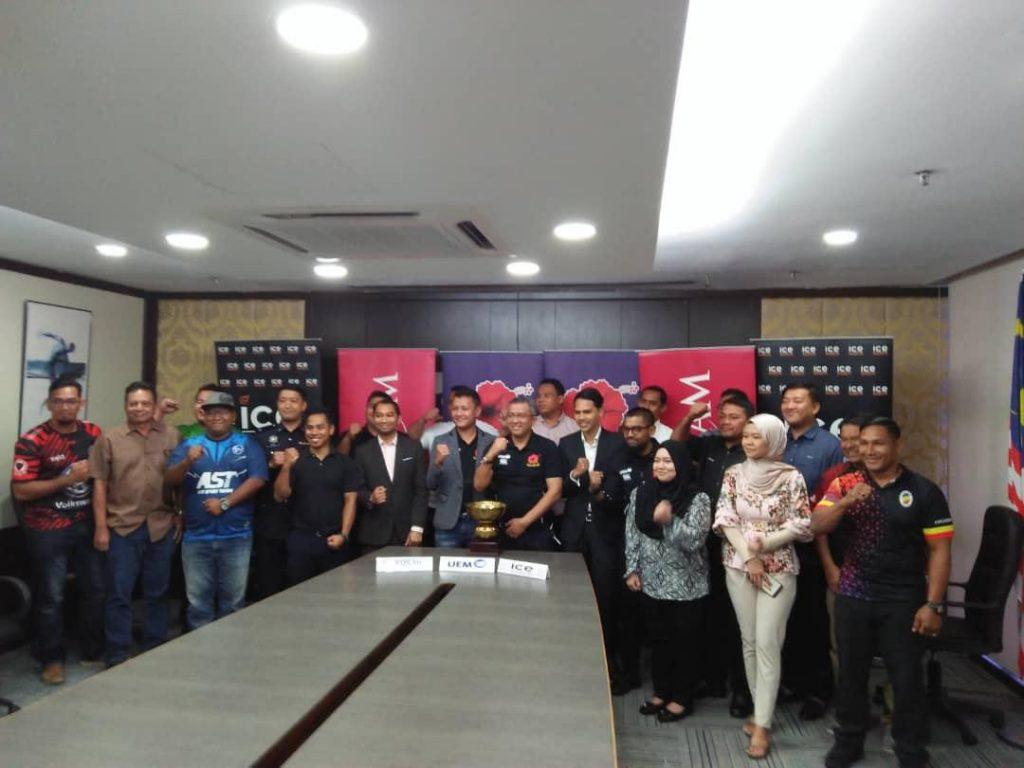 Mesyuarat Pengurus Pasukan Liga Ragbi Malaysia (MRL) 2019 yang telah berlansung pada 29 Januari 2019 bertempat di Wisma Majlis Olimpik Malaysia, Kuala Lumpur . Kredit Foto - Kesatuan Ragbi Malaysia